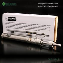 fashion e cigarettes factory price top e cigarette brands 2200mAh kit
