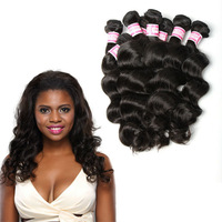 Free Shipping 16 18 20 Inch Loose Wave Wholesale Unprocessed Brazillian Hair Suppliers