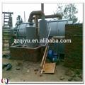 Resíduos de óleo de pneus/sucata de plástico planta de pirólise de pneus/reciclagem de plástico machine