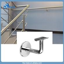 STALS china supplier expert manufacturer Stainlelss steel hanrdrail bracket for wall tube