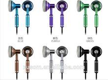 Gift earbud Metal earbud Mobile phone earphone hot sale earphone for gift or use customized logo