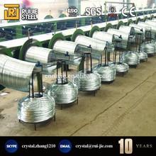 price of 8 gauge electro galvanized steel wire/galvanized iron wire