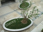 relible and eco-friendly outdoor flower/tree pot