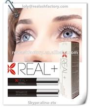 Mascara type natural eyelash growth product REAL PLUS eyelash enhancer
