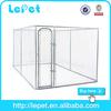 large outdoor galvanize tube economy lightweight dog cage