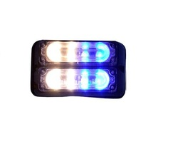 Dual Color led warning light grille LED2-41