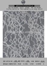 59'' polyamide/nylon spandex lace fabric