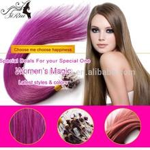 100% virgin remy brazilian micro ring loop hair extensions/aliexpress micro ring loop hair extension