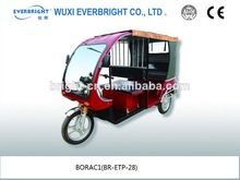 electric tricycle passenger made in china