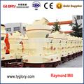 Raymond molino utilizado para piedra caliza de molino de China fabricante