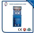 De bajo coste semi- el tipo de auto manual de la máquina de sellado para el tubo de plástico/ultrasónico de tubo de plástico de sellado de la máquina