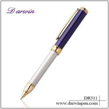 New product ideas metal ballpoint pen free school supplies