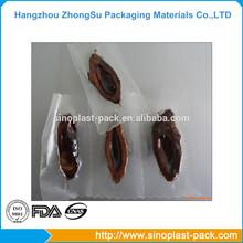EVOH PA PE multilayer sea food grade plastic roll film packaging bag
