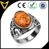 All Kinds Of 925 Sterling Silver Jewelry Wholesale, 925 Sterling Silver Jewelry Honey Amber and Sterling Silver Celtic Oval Ring