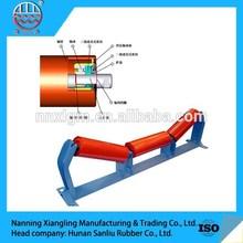 2015 hotsales!! high sealing 76 89 108 diameter series with holder conveyor belt roller