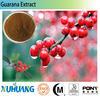 guarana seed extract/pure guarana extract/guarana extract powder