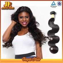 JP Hair 2015 New Products Raw Unprocessed Virgin Peruvian Hair Natural Wavy