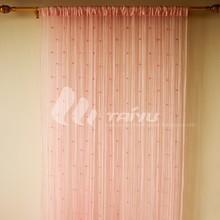 Popular latest fashion used hotel curtains