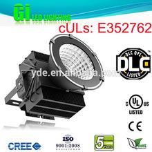 Top quality 5 years warranty DLC UL cUL certificated high power 100 watt LED flood light