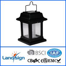 cixi landsign XLTD-941with CE and ROHS certificate aluminum material led solar garden lamp