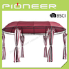 6legs round roof metal gazebo with 6pcs sidewall ,tent for garden and outdoor gazebo