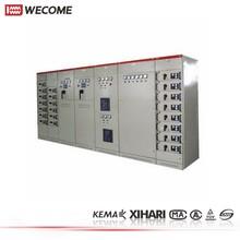 Electric Motor Control Panel LV Switchgear 3 Phase Power Distribution Box
