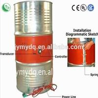 220v plastic drum 200 liters,silicone rubber heater