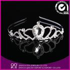 Fashion rhinestone crystal beauty pageant crowns and tiaras