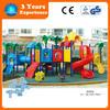 Guangzhou factory big Combination Slides,Kids Playground Plastic Slides 8101A