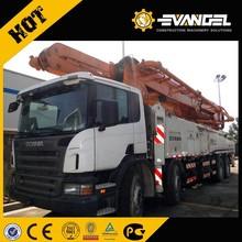 Zoomlion Truck Mounted Concrete Pump 38x-5rz For ASEAN Market