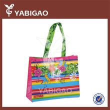 reusable non woven bag shopping