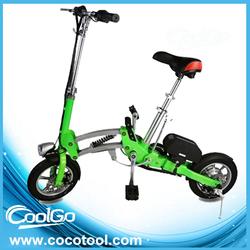 Folding electric bike19 kg Cheap electric bike kit, electric motor bike home
