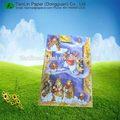 Alibaba chine promotionnel cadeau sac papier d'art