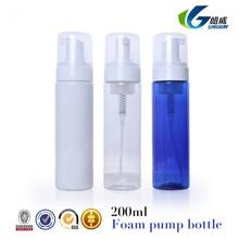 42mm Shaving Foam Dispenser Pump Plastic Bottle Dispensing Pump 0.40- 0.50 Cc