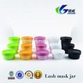 100 g 100 ml máscara, Crema para la piel pp tarro de líquido espeso simple sub tarro vacío de china de zhejiang yuyao tarro
