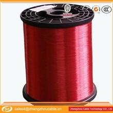 class 155 enamelled copper wire high intensity