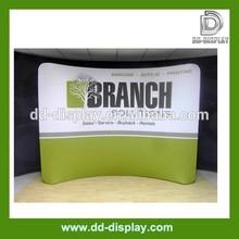 Good design aluminum frame trade show display