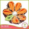 Gros cadeaux de ruban fleur coloré séché