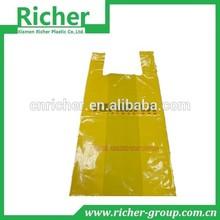 yellow shopping bag wholesale reusable shopping bags