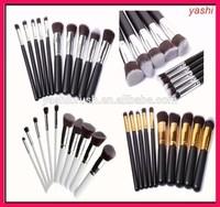 YASHI Big Kabuki Brush Set 8pcs 10pcs Make up Brushes Wholesale