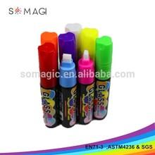 Aliexpress Snowman Fluorescent Marker Pen/ white board marker pens
