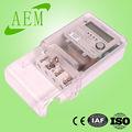 Dds1613 monofásico analógico eletricidade wattmeter, Rs485 função de comunicação, Certificação CE