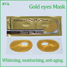 24K Dark Circle Removal Gold Eye Mask, Remove Eye Bags and Puffy Eyes without Surgery Collagen Mask