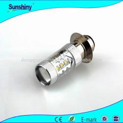 High intensity turn light ba15s 80W 16cree turn light for car