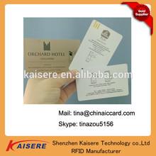 free sample!! custom pvc rfid access control card