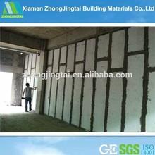 100mm thickness sound insulation non- asbestos waterproof fireproof lightweight wall panel