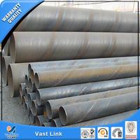 Multifunctional mechanical properties st52 steel pipe for building