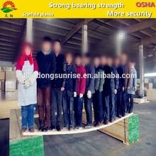 OSHA scaffolding planks
