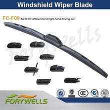 FC-F09, all type flat car wiper blade, auto wiper blade