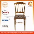 dark ghold resina de madeira napoleão cadeiras de aluguer